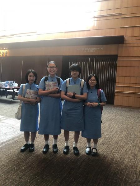 20190619 大灣區創科發展的機遇與香港年青人的生涯規劃